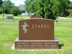 Rev. Arthur C. Stapel