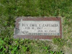 Rev. Emil E. Zaremba