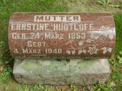 Ernstine Hudtloff