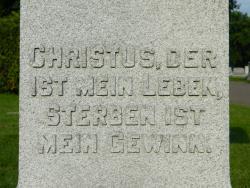 Rev. Andreas Schroedel