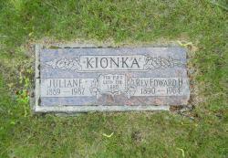 Rev. Edward H. Kionka