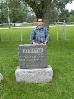 Rev. Johannes Strieter, Rev. Nathaniel Biebert